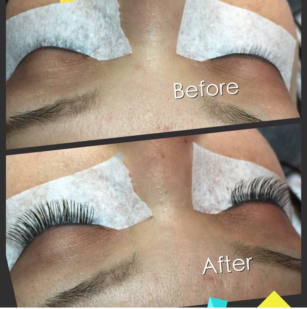 Eyelash Extensions Nyc Golden Glow Spa