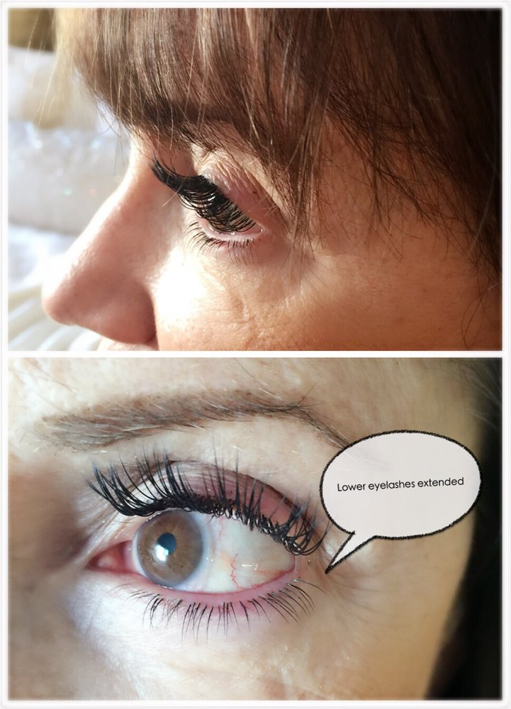 Eyelash Extensions Golden Glow Spa